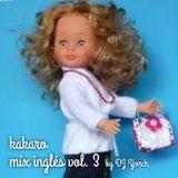 kakaro mix inglés vol. 3