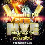 Khalil Blili - New Year's Celebration 2015 Mix (Audacity FM)