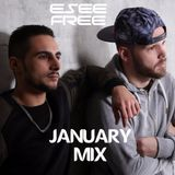 Esee Free January Mix