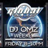 Global DNB Radio 04102019 The Timeless Show with DJ OMZ (Headz 25 special)