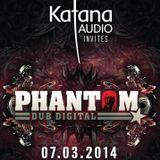 Subland 07.03.2014 (Katana Audio invites Phantom Dub Digital) Barfloor Tech-House Set
