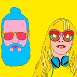 Beatnik (Dj Nikki & Statis) - Hip Hop, Trap & RnB Mix - June 2015