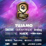 Gravity Festival 2017 mixed by Dj Faith