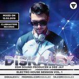 Diskalex - Electro House Session Vol.1 [Clubmasters Records]