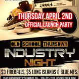 DJ RL Industry Night Preview-Old School Hip-Hop and more