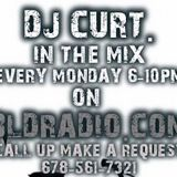 "DJ Curt's ""In The Mix"" Show 1-25-16"