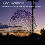 DCD003 Lucid Moments Vol. 1 Finest Selection Of Club Lounge, Sexy Deep House & Dub Techno