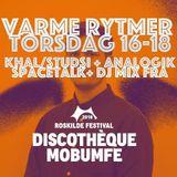 Guestmix @ Varme Rytmer with Rasmus Schack, Heartbeats Radio.dk