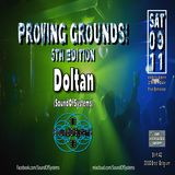 Doltan at Proving Grounds! 5th Edition. Live recording 09-11-2019. Techno
