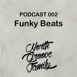 Podcast 002 - Funky Beats