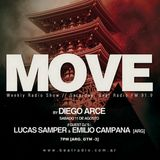 Beat Radio - Move! 015 # Lucas Samper & Emilio Campana # Guest DJ
