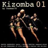 KIZOMBA 01 (Daniel Santacruz, Nelson Freitas, B4 los compadres, Rita Peraira)