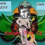 Pre-party 24.4.2015 daily set Kaizer The Dj
