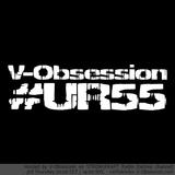 #UR55 // V-Obsession - URBANNOISE Radio 055 Pt2 [Aug.21,2014] on STROM:KRAFT Radio