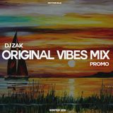 DJ Zak - Original Vibes Mix