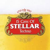 15 Cans Of Stellar Techno