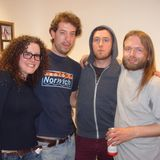 The Practical Lovers live in session 20th May 2012