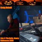 Craig Dalzell Live @ The Relic, Newry Halloween 2009
