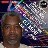 DJ Moe Presents Just Doing Me Live On HBRS 09- 09 -18