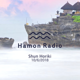 #49 Shun Horiki w/ Hamon Radio @GINfest Tokyo 2018, Tennoz Harbor Market