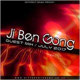 JBG Guest mix for Different Drumz Radio - DJ Nitro