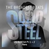Solid Steel Radio Show 20/6/2014 Part 1 + 2 - Fanu