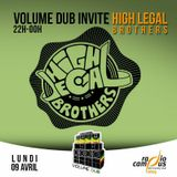 VolumeDub 3.0 #23 avec les High Legal Brothers