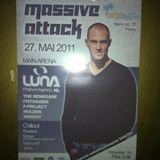 Dj Mulder - Live @ Massive Attack With Dj Luna 27.05.2011
