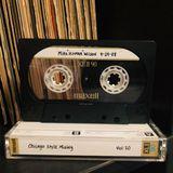 "Mike ""Hitman"" Wilson 102.7 FM WBMX, Chicago 9-24-88' (Side B.) (Manny'z Tapez)"