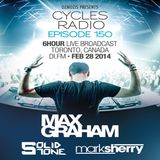 Solid Stone - Cycles Radio 150 Live (Mod Club, Toronto) - 28.02.2014