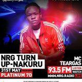 NRG TURN UP-NAKURU-PLATINUM 7D[live audio]