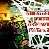 Dj Pozor - A Bit Tropical Mixtape // Recorded live @ Mustbeat Show // Tilos Radio // 02 Sept 2017