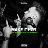 DJ URBAN O - Make It Hot Vol. VII (2017)