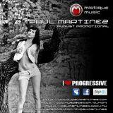 Paul Martinez - August Promo