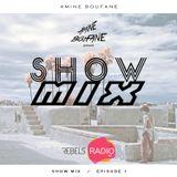 Amine Boufane - ShowMix (2015)