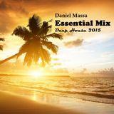 Daniel Massa - Essential Mix (Deep House 2015)