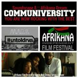 #untoldrva Soundscape 8 :: Afrikana Dream :: by /\/\./\.R.S for Afrikana Film Festival