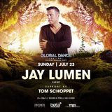 Tom Schoppet - Opening Set For Jay Lumen (Revisited And Reimagined Mix) July 2017