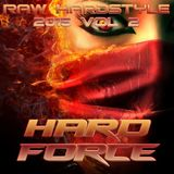 Hard Force Presents RAW Hardstyle 2015 Vol 2