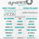 Dynamicz Festival Promo - Drum and Bass - Spectrasoul - Promo - Limey Banton