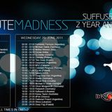 Tino Deep - Absolute Madness 2-Years Anniversary Guest Mix [June 29,30 2011] On InsomniaFm