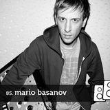 Soundwall Podcast #85: Mario Basanov