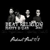 #19 BEAT RELIGION Select HAPPY B-DAY by CHRI'S & RAFFAELE IANNUCCI
