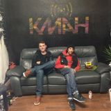 KMAH Radio - Throwing Shapes with Tristan Da Cunha & Frenchy