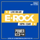 DJ E-Rock Live On KPWR (Power 106) Los Angeles, CA (Hour 1)