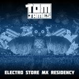 Tom James - March Residency