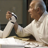 Robots care for the aged