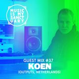MIMS Guest Mix: KOEN (Outputs, Netherlands)