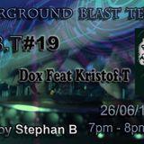 U.B.T #019 - Dox Feat Kristof.T