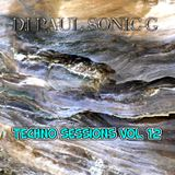DJ PAUL SONIC G present TECHNO SESSIONS vol 12